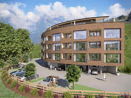 Sonnenhof Appartements in Maria Alm